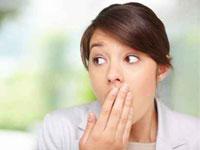 Combaterea respiraţiei neplăcute