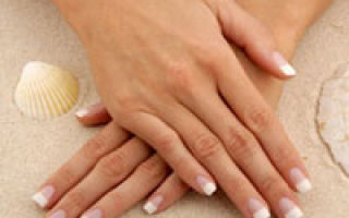 Soluție pentru îngrijirea mâinilor la domiciliu