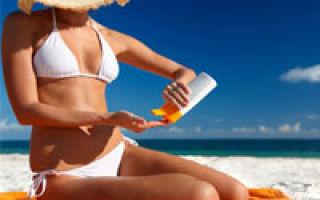 Bronzatul corect pentru a vă proteja de cancer de piele