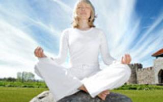 Puterea de vindecare de rugăciune și meditație
