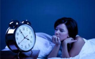Tratamente, remedii naturiste pentru insomnie