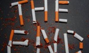 Schimbări în organism, după renunțarea fumatului