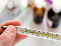 Cum pot scădea febra cu remedii populare